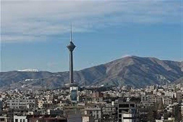 تنها ۸۱ روز هوای قابل قبول در تهران