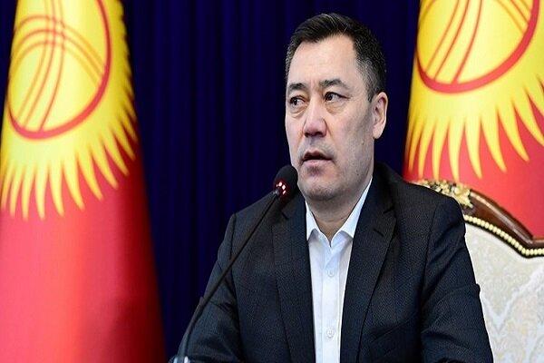 پیام تبریک رییسجمهور قرقیزستان به آیت الله رئیسی
