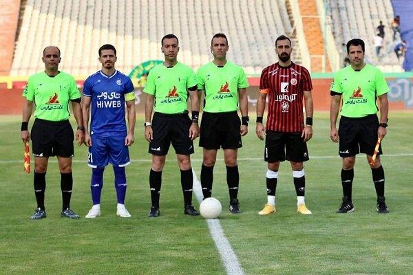 شکایت باشگاه پدیده از داور بازی با استقلال