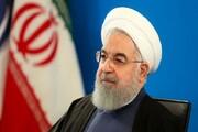 روحانی: همه باید به رئیس جمهور منتخب برای موفقیت کمک کنیم