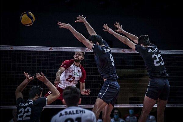 باز هم شکست تیم ملی والیبال ایران/ این بار به لهستان باختیم