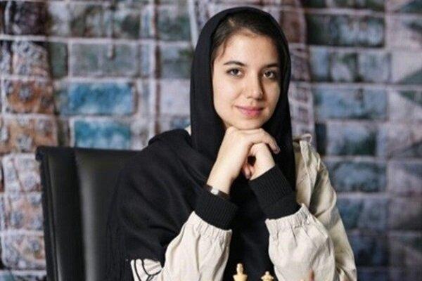بانوی اول شطرنج ایران در بین 10 بازیکن برتر جهان