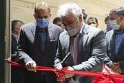 ساختمان اداری «شهید سلیمانی» و آزمایشگاه «شهید احمدی روشن» افتتاح شد