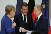 درخواست آلمان و فرانسه برای مذاکره با روسیه