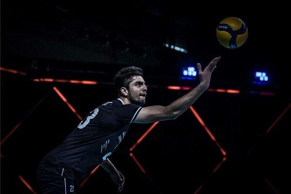 ایران به رتبه دوازدهم لیگ ملتهای والیبال سقوط کرد