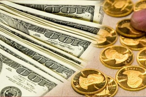 قیمت سکه، طلا و دلار  یکشنبه ۳ مردادماه ۱۴۰۰