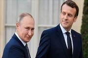ماکرون: ثبات اروپا نیازمند گفت و گو با روسیه است
