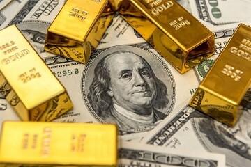 افزایش ۷۰۰ هزار تومانی قیمت طلا در هفته اخیر/ دلار گرفتار قیمت سازیها شد