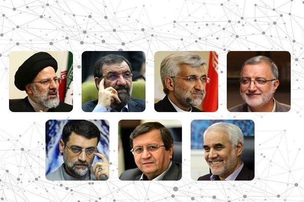 کاندیداهای انتخابات 1400 با رئیسجمهور منتخب دیدار میکنند