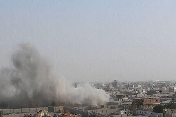 تداوم آتش افروزی و نقض آتش بس سعودیها در یمن