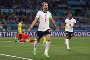 انگلیس با گلباران اوکراین به نیمه نهایی رسید