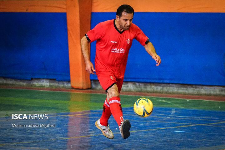 مراسم افتتاحیه تیم فوتبال معلولین موسسه نیکوکاری رعد الغدیر