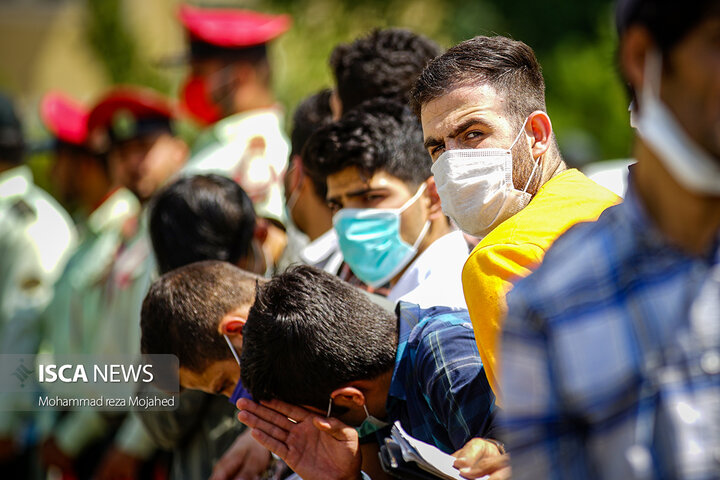 برگزاری طرح رعد 46 و کاشف پلیس پایتخت