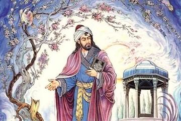فال حافظ / سینه از آتش دل در غم جانانه بسوخت