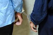 بزن بهادر محله تهرانپارس دستگیر شد