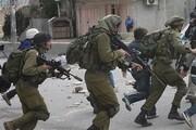 زخمی شدن ۳۷ فلسطینی در نابلس در حمله نظامیان صهیونیست