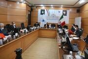 جلسه کمیته نظارت بر حسن اجرای مصوبات هیات امنای دانشگاه آزاد یزد برگزار شد
