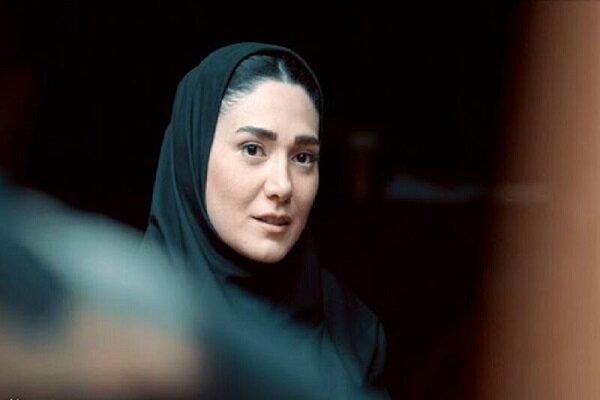 دریافت جایزه بهترین بازیگر زن جشنواره لسآنجلس توسط مینا وحید