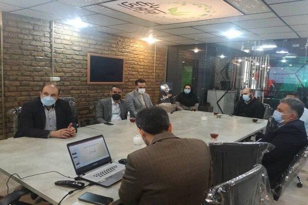تدوین راهکارها و الگوهای مشارکت دانشگاه آزاد اسلامی و باغ نوآوری ورامین