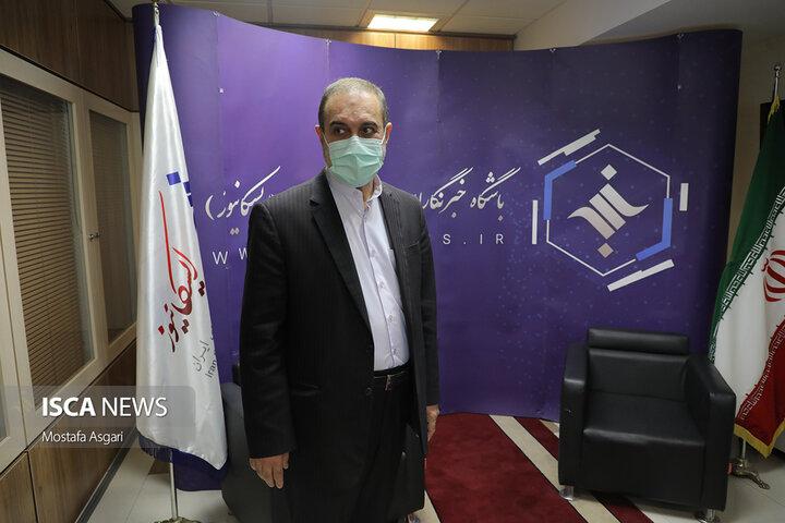 بازید دکتر محمد بطحایی معاون آموزشهای عمومی و مهارتی  دانشگاه آزاد اسلامی از ایسکانیوز