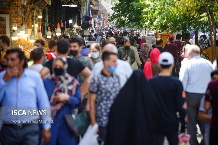 نتیجه محدودیت های کرونایی در بازار تهران بدون ارائه بسته های حمایتی برای اصناف