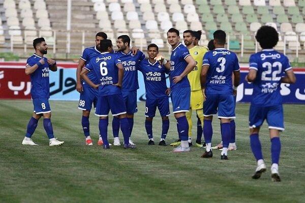 موسوی: تمام فکر استقلال معطوف به جام حذفی بود