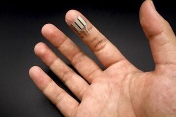 گوشیها در آینده با انگشت شارژ میشوند
