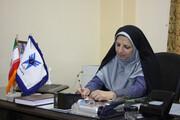 مدیر دانشجویی واحد بندرعباس، عضو هیئت اندیشه ورز سازمان بسیج زنان شد