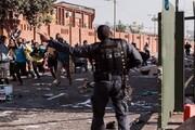 افزایش آمار تلفات نا آرامی ها در آفریقای جنوبی به 212 نفر