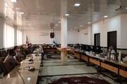 نشست مشترک منتخبان شورای شهر و مسئولان دانشگاه آزاد اسلامی اوز