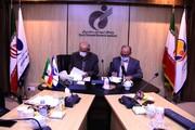 انعقاد تفاهم نامه همکاری مشترک بین پژوهشگاه تربیت بدنی و علوم ورزشی و موسسه حامی المپیک ویژه ایرانیان