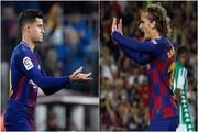 بارسلونا در پی فروش ۲ ستاره خود