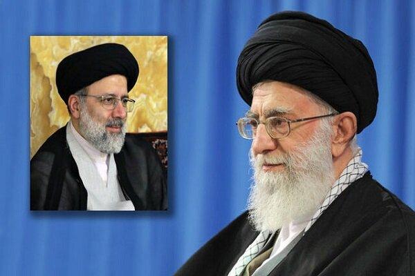 12 مرداد مراسم تنفیذ حکم رئیسی توسط رهبر معظم انقلاب
