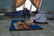 ششمین آزمون صلاحیتهای بالینی در واحد اراک برگزار شد