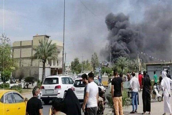 دهها کشته و زخمی در انفجار شهرک صدر بغداد