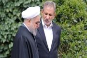 گلایه از عدم حضور روحانی و جهانگیری در خوزستان