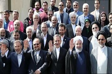 8 روز مانده به پایان دولت روحانی / آخرین موضع گیریها و اقدامات دولتمردان تدبیر و امید