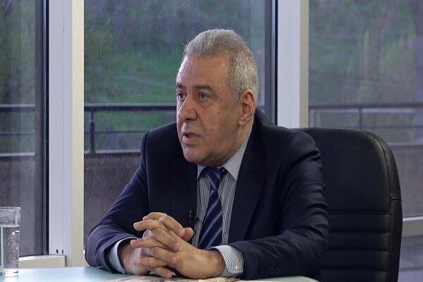 وزیر دفاع ارمنستان استعفا داد