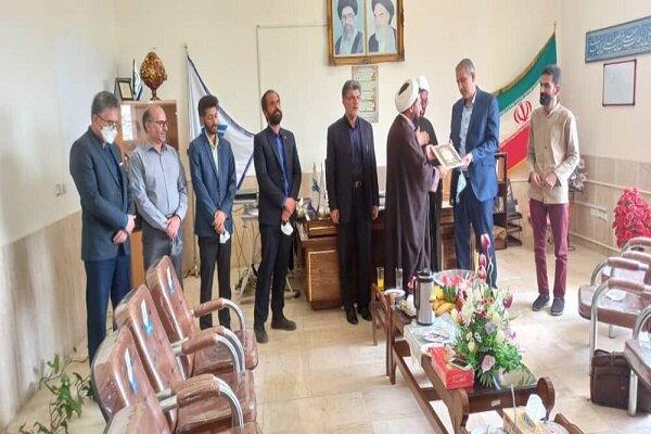 رئیس جدید دانشگاه آزاد اسلامی آباده معرفی شد