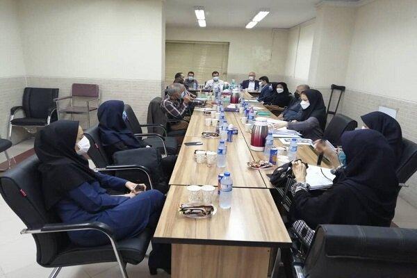 نشست ارزیابی بیرونی رشته پزشکی واحد کازرون برگزار شد