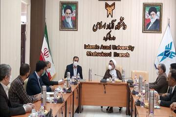 راهاندازی دانشکده کارآفرینی در دانشگاه آزاد اسلامی واحد شهرکرد