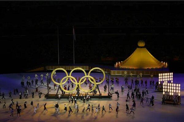 گزارش افتتاحیه المپیک با ثبت یک اتفاق تاریخی