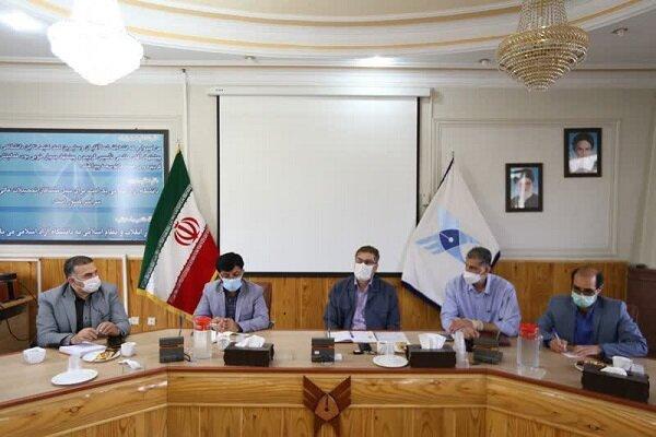 چهارمین نشست بررسی نظام مسائل در هیئت اندیشه ورز علوم انسانی اراک برگزار شد
