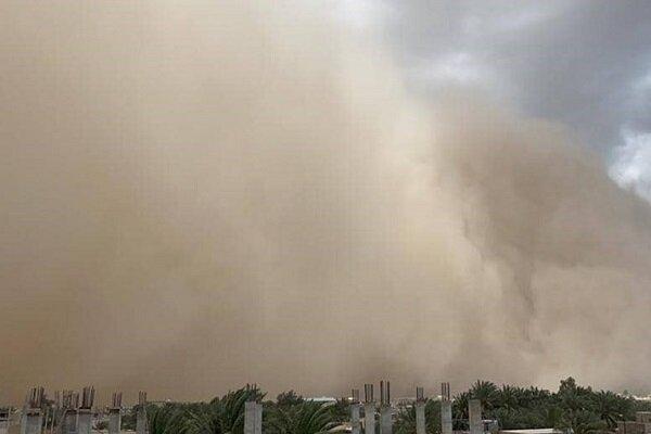 طوفان در استان فارس رفتوآمد را مختل کرد / میزان خسارتها هنوز مشخص نیست