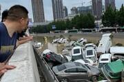 قربانیان سیل چین به 63 تن رسید