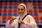 لیستی از سرکوبهای کیمیا علیزاده در ایران