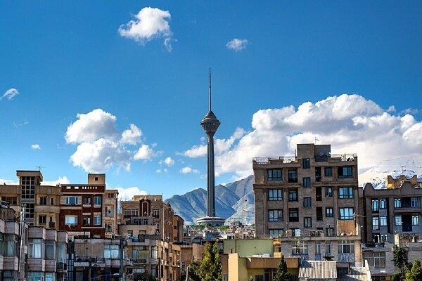 هوای قابل قبول تهران در سومین روز مردادماه