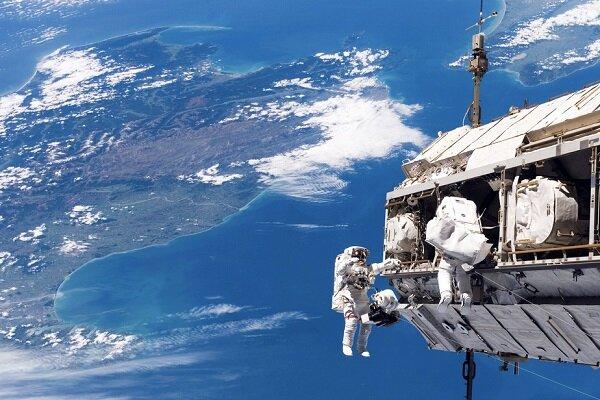 مواد خودترمیمی جدید در ایستگاه فضایی بینالمللی آزمایش شد