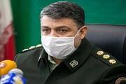 سارقان ۵۰ منزل در مرزداران دستگیر شدند