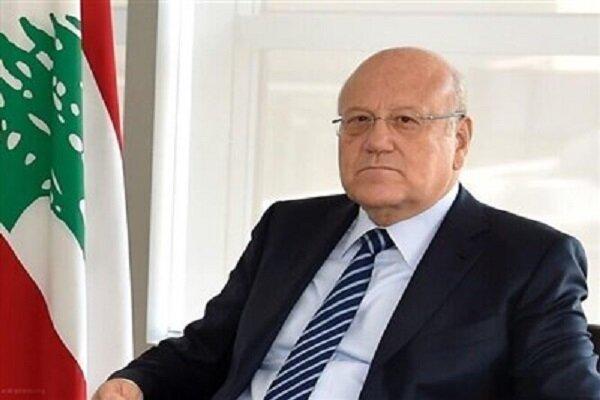 نجیب میقاتی مامور تشکیل دولت لبنان شد